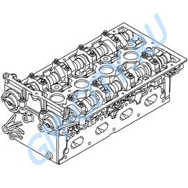 Сборка клапанов 16ти клапанной гбц от opel zafira 16 ecotec шаг за шагомmp3
