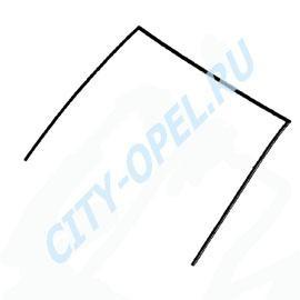 Как делают ремонт лобового стекла видео